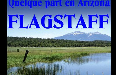 Quelque part en Arizona - Flagstaff