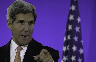 Syrie : le cours d'histoire francophone de Kerry
