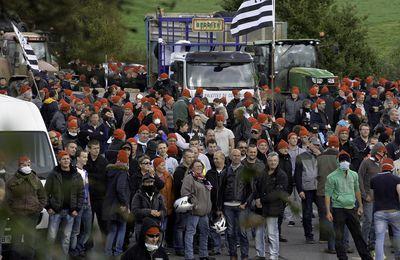 Bretagne, la révolte des « benêts » rouges