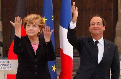 Hollande et l'Europe agissent en Ukraine