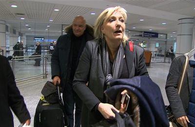 Ratage de la visite de Le Pen au Canada : check !