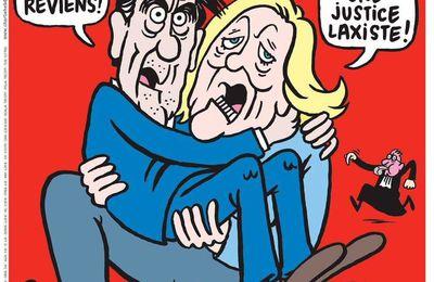 Marrant ; Fillon et Le Pen, les chantres de l'impunité zéro pour tout le monde, sauf pour eux...