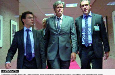 La Négociation : un documentaire sur une négociation européenne capitale