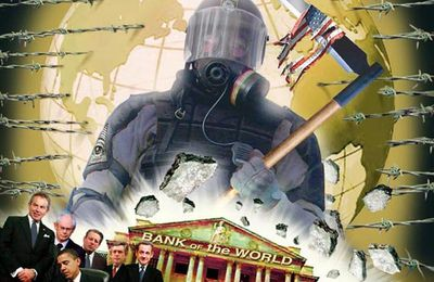 L'empire bankster diabolique part 7