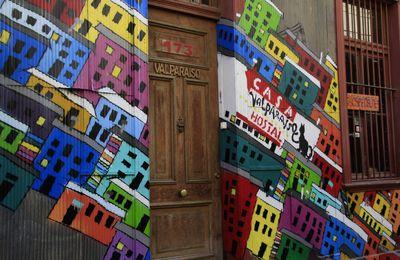 Valparaiso, tout en couleurs