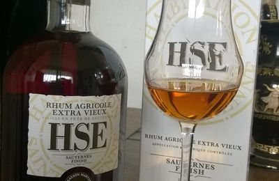 Rhum HSE Sauternes Finish