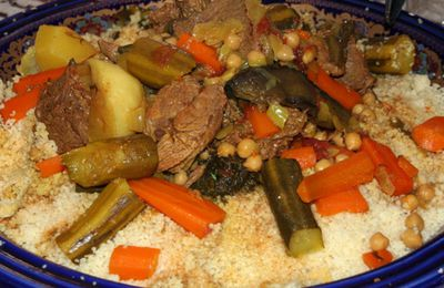Couscous (Mijoteuse)