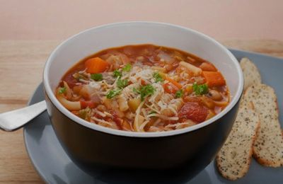 Minestrone (Thermomix)