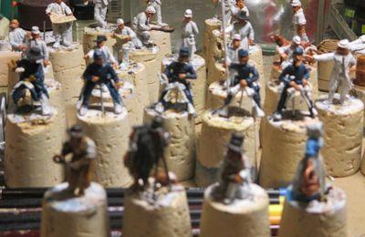 1861 année des préparatifs à la guerre civile américaine ou ACW -épisode 6:la reprise
