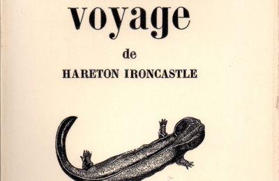 """J.-H. Rosny aîné """"L'Etonnant voyage de Hareton Ironcastle"""" (Pauvert - 1965)"""