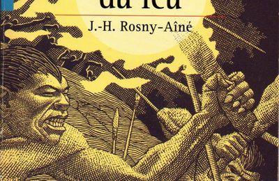 """J.-H. Rosny aîné """"La Guerre du feu"""" (Hachette Jeunesse - 1997)"""
