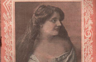 """J.-H. Rosny """"Le Sauvetage [2]"""" in Le Conteur populaire (1906)"""