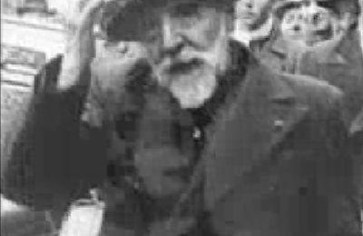 Dernière apparition filmée de J.-H. Rosny aîné (décembre 1939)