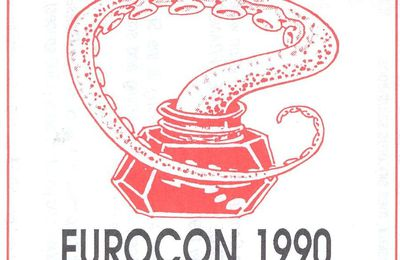 Programme de la 13e convention européenne de Science-Fiction (Eurocon 1990)