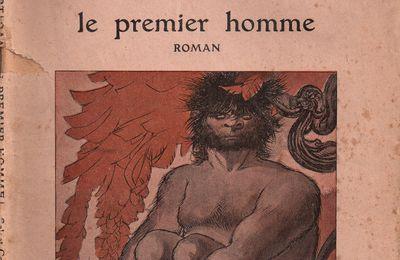 """Edmond Haraucourt """"Daâh le premier homme"""" (1912-1914)"""