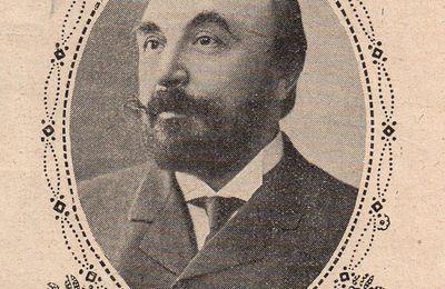 Photographie de J.-H. Rosny aîné (1914)