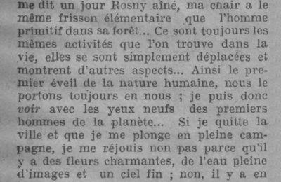 """Maurice Verne """"Les Mille et un Jours"""" (1924)"""