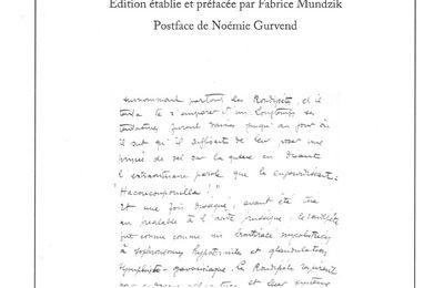 Renée Dunan - Le Monde des Rondipètes (À la manière de J.-H. Rosny aîné…) (Bibliogs - 2015)
