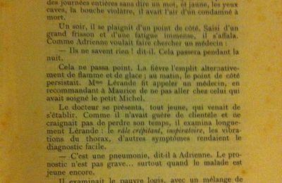 "J.-H. Rosny aîné ""La Mort de Lérande"" in La Flamberge (1912)"