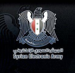 Siria - verso la prima guerra mondiale digitale