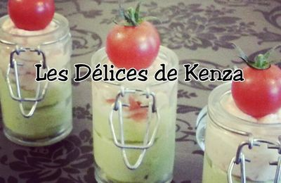 Duo de Creme Avocat - Saumon