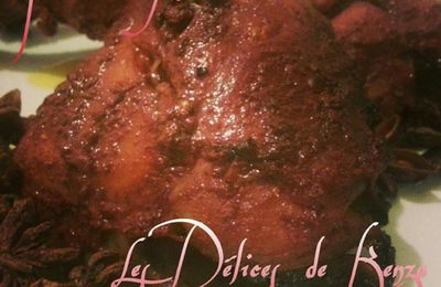 Poulet Tandoori ( VIDEO )