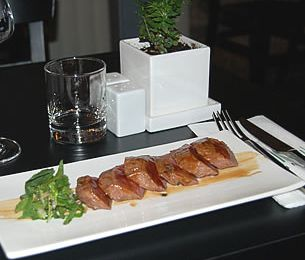 Tataki de Bœuf au Gingembre & Citronnelle