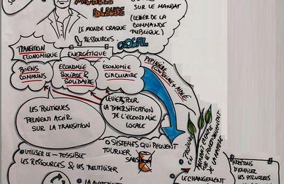 Débat Développement Eco : interventions de Michèle Bleuse