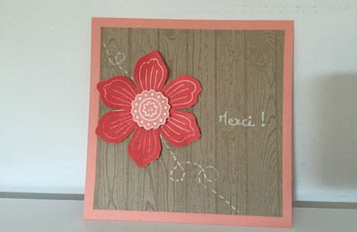 Cartes Stampin Up
