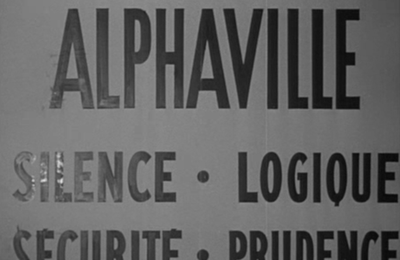 Twilight Zone (notes sur Alphaville de Jean-Luc Godard)