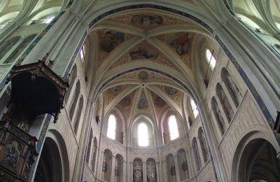 ABBAYE Notre Dame de la CHAPELLE d'ABONDANCE
