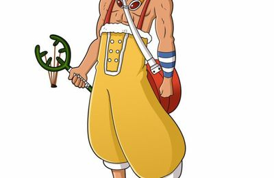 cosplay de Usoop dans ONE PIECE