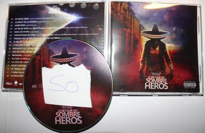 Tekilla   Le Retour du Sombre Heros  (RETAIL)  (SO)