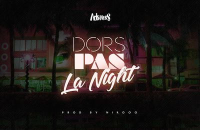 Adamss   Dort Pas La Night   (Single)