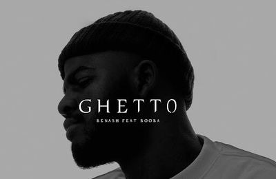 Benash  Ghetto Feat. Booba   (Single)  (H5N1)