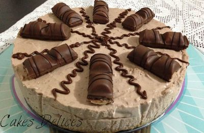 Kinder Bueno Cheesecake