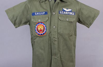 Robert D. Gallup, 1st Air Commando Squadron
