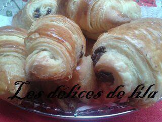 Croissant 100% maison cro cro bon de christophe felder
