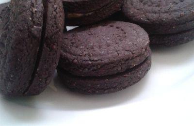 Les biscuits Oréo Maison
