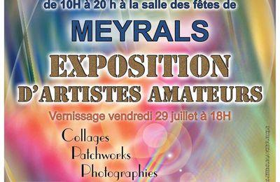 Exposition Meyrals 2016