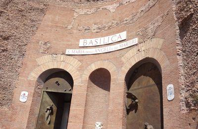 Jeudi : dernière journée à Rome