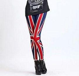 La mode des drapeaux anglais !