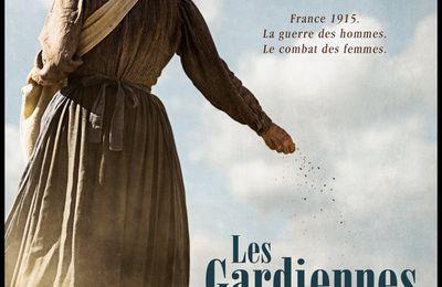 Un immense cadeau 🎁 La très belle affiche du prochain film de Xavier Beauvois LES GARDIENNES sortie le 06/12/2017