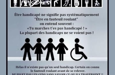 Un Festival Accessible ou pas ? #Handicap  #Cannes2016