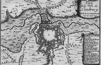 REDITION DE LANDRECIES LE 21 JUILLET 1815 ....