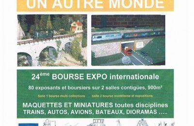 24éme BOURSE/EXPO DE MONCHECOURT