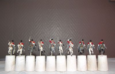 SCOTS GREYS  ..................FIGURINES 1ERE PARTIE.....