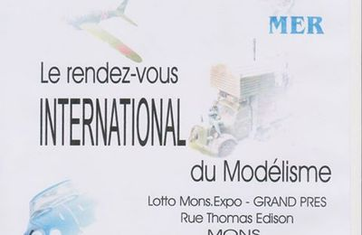 EXPO MONS 2017 ....