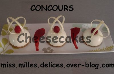 Concours Cheesecake