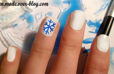 En mode... Winter Nails